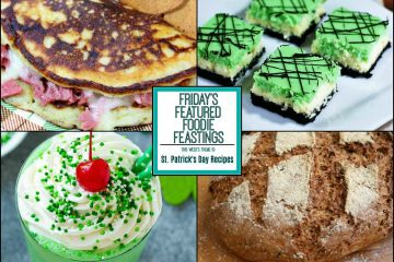 St. Patrick's Day Recipe Roundup 2018