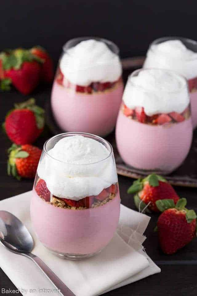 Sensational Strawberry Recipe Roundup 2018 for Friday's Featured Foodie Feastings - www.kudoskitchenbyrenee.com