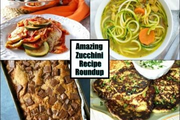 Amazing Zucchini Recipe Roundup