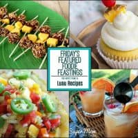 Luau Recipe Roundup