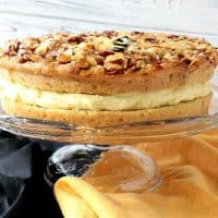 German Bee Sting Cake (Bienenstitch)