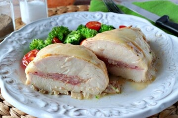Gluten-Free Chicken Cordon Bleu Recipe