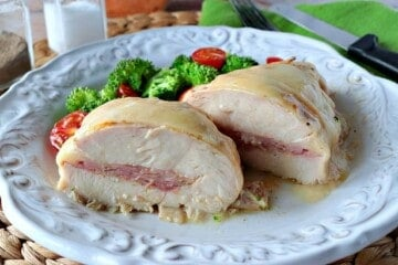 Gluten Free Chicken Cordon Bleu Recipe Kudos Kitchen Style - kudoskitchenbyrenee.com