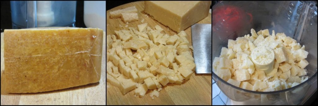How to make Golden Crispy Parmigiano-Reggiano Parmesan Fennel Crackers photo tutorial - kudoskitchenbyrenee.com