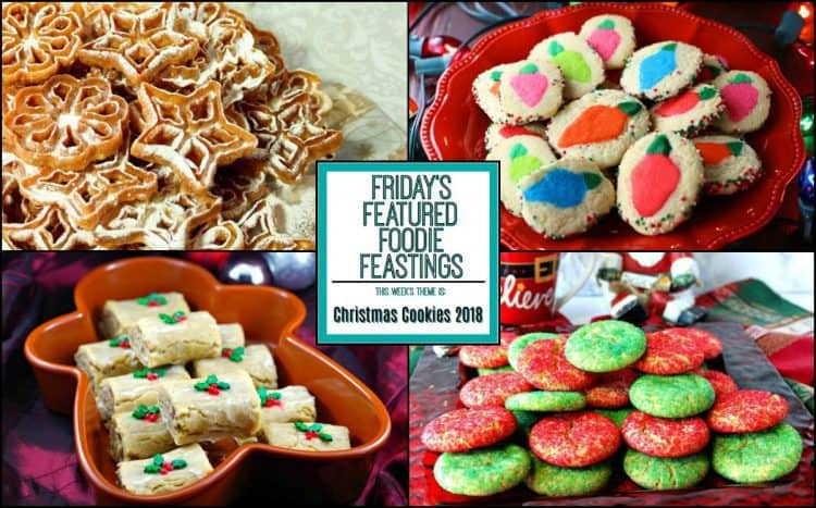 Colossal Christmas Cookie Recipe Roundup For 2018