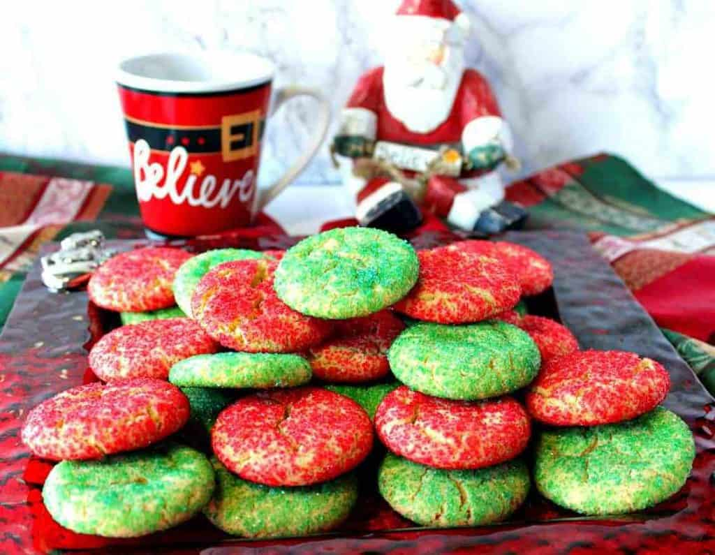 Christmas Cookie Recipe Roundup 2018 for Friday's Featured Foodie Feastings - kudoskitchenbyrenee.com @kudoskitchen