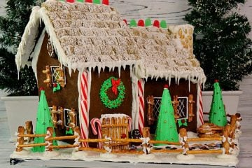 Gingerbread House Tutorial Do's & Don'ts - Kudos Kitchen Style - kudoskitchenbyrenee.com