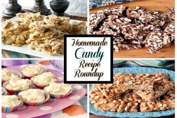 Homemade Candy Recipe Roundup