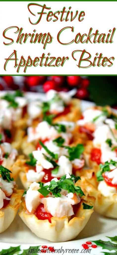Shrimp Cocktail Appetizer Bites - kudoskitchenbyrenee.com