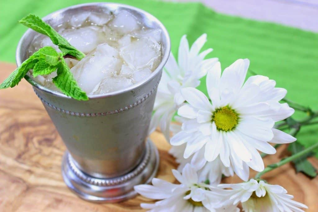 Coconut Palm Sugar Mint Julep