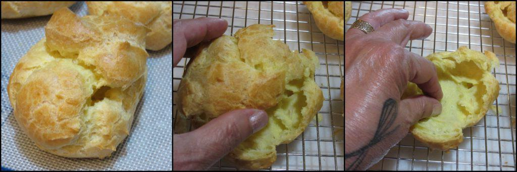 How to make choux paste photo tutorial.