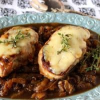 Fabulous Boneless French Onion Pork Chops