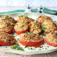 Italian Roasted Plum Tomatoes