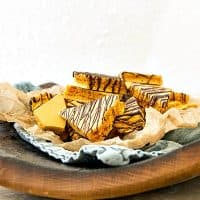 Bourbon Honeycomb Candy Recipe with Cloister Honey