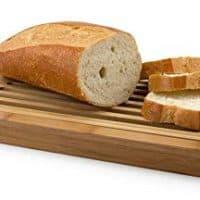 Oneida Bamboo Slotted Bread Board