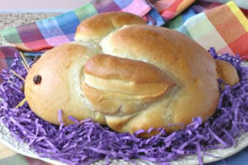 German Bunny Bread